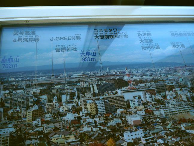 堺東市役所案内地図画像