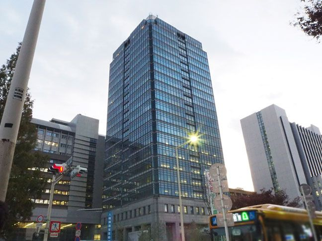 堺東市役所前画像