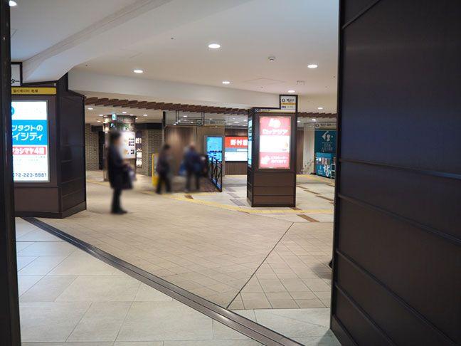 堺東駅の内部画像