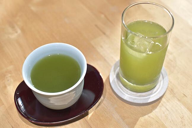 ジョイントメディアドリンクメニュー総選挙第2位京玉露入緑茶
