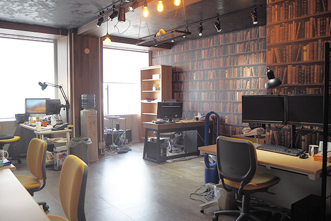 ジョイントメディアの経営企画室