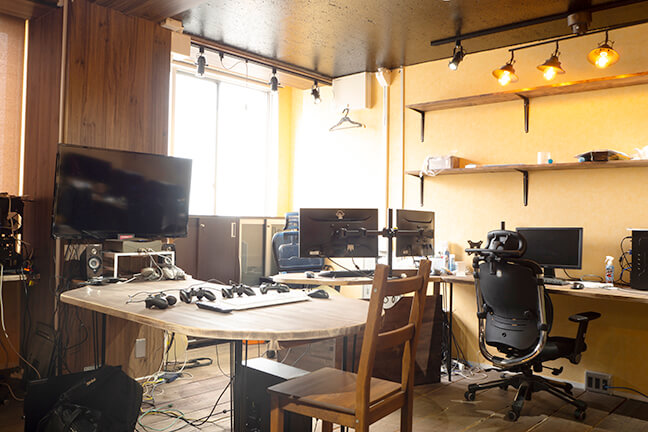 ジョイントメディアの事業企画室
