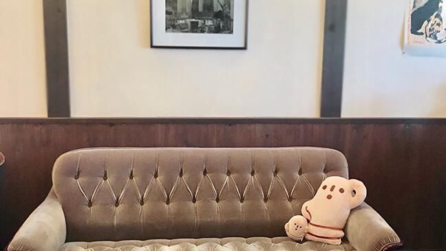 プティ・マルシェ&ぷちまるカフェのモダンなお店