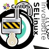 CentOS7でSELinuxを無効化する方法