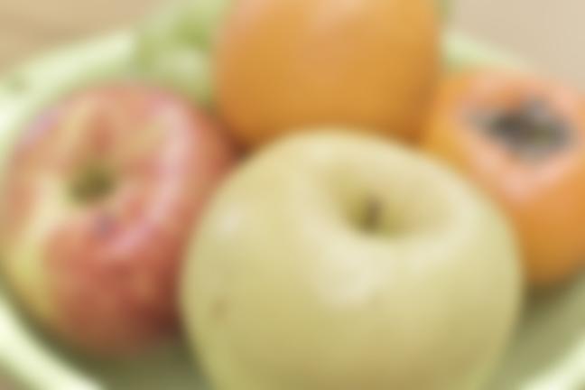 ぼやけたスムージーのフルーツの写真画像