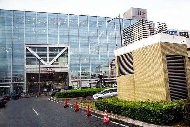 南海本線堺駅から南海バスに乗車2