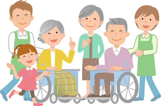 介護施設の集客