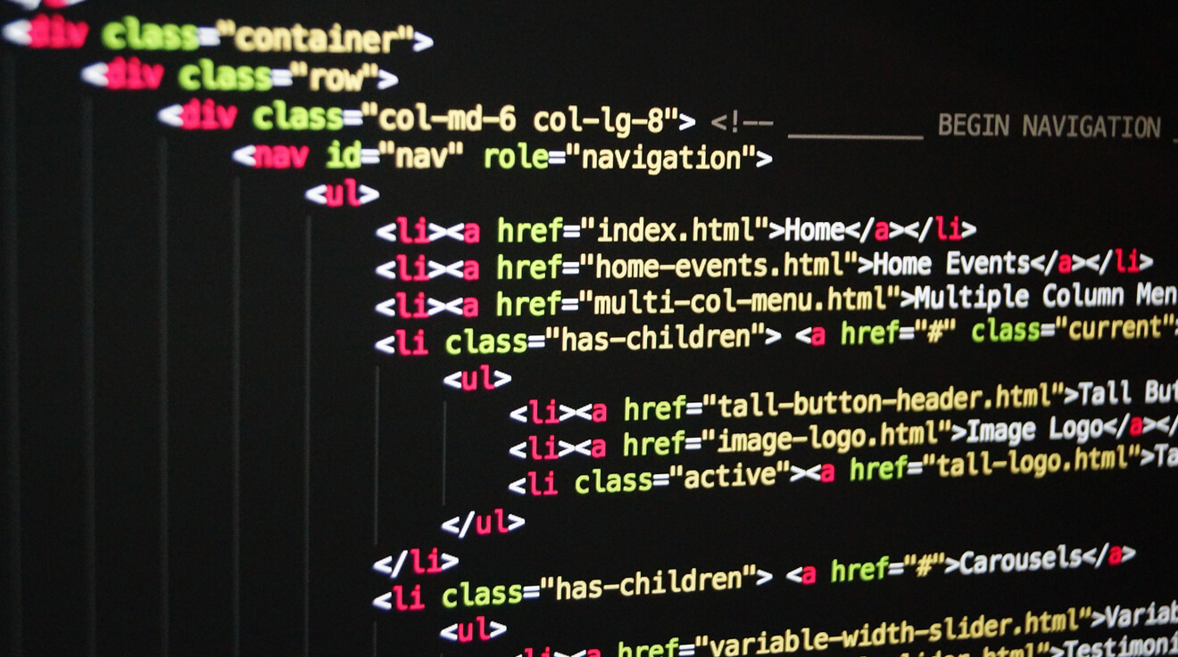 ホームページの構造改善