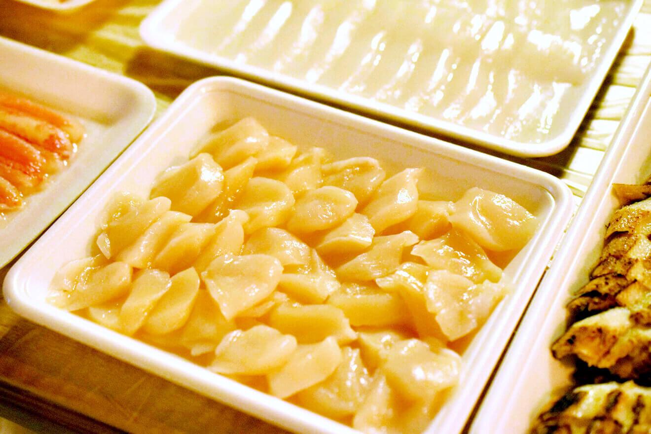 ちらし寿司用の海鮮