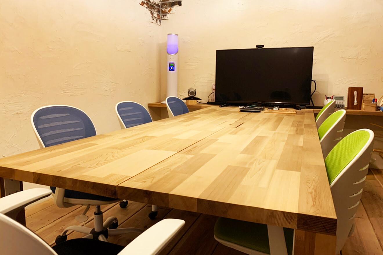 会議室の設置イメージ